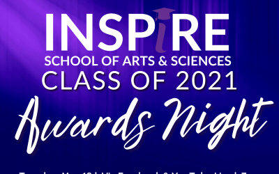 The Inspire 2021 Virtual Awards Ceremony – Video and Results